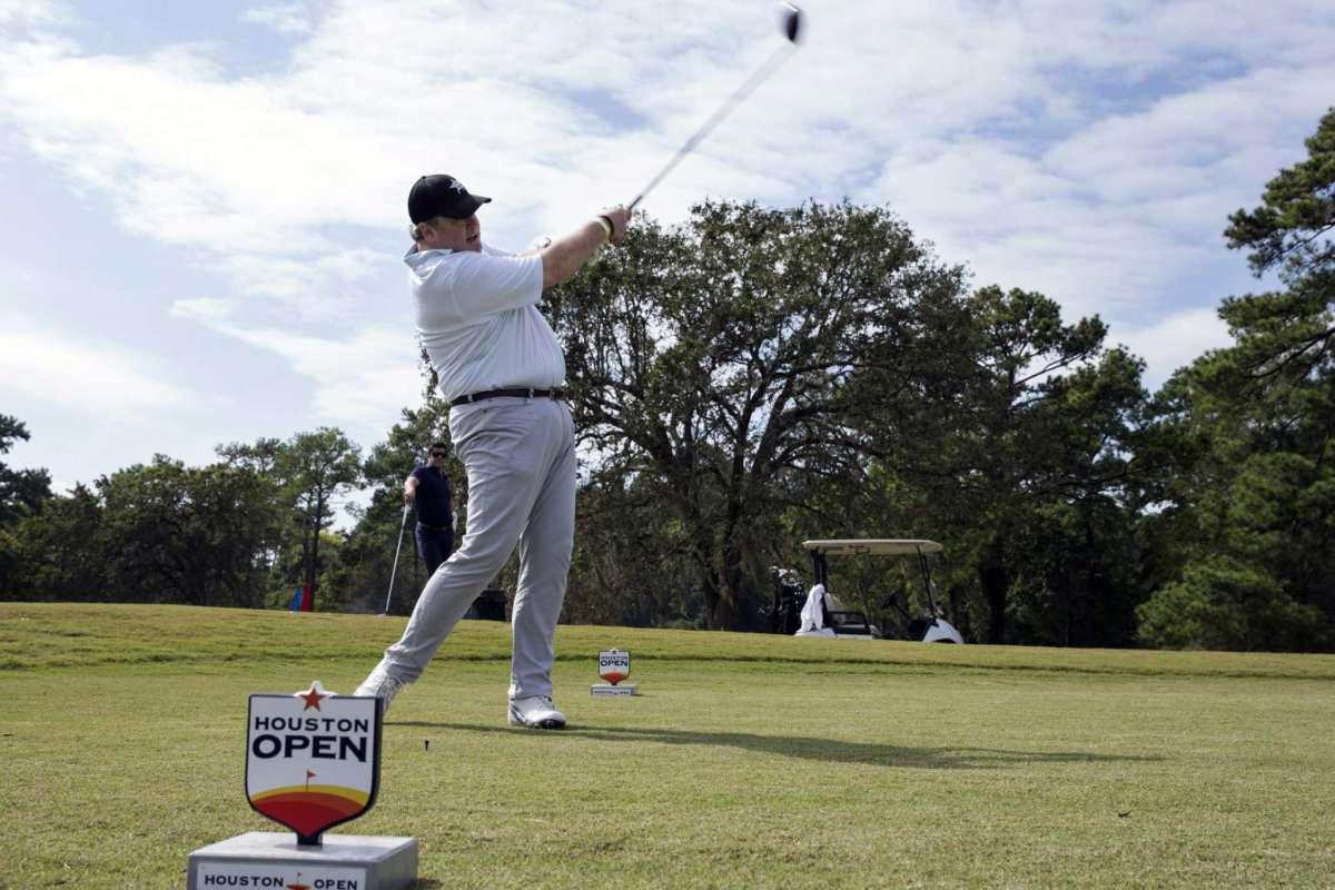 Sân Memorial được cải tạo hồi cuối năm ngoái để đạt chuẩn tổ chức các sự kiện PGA Tour. Ảnh: Houston Chronicle