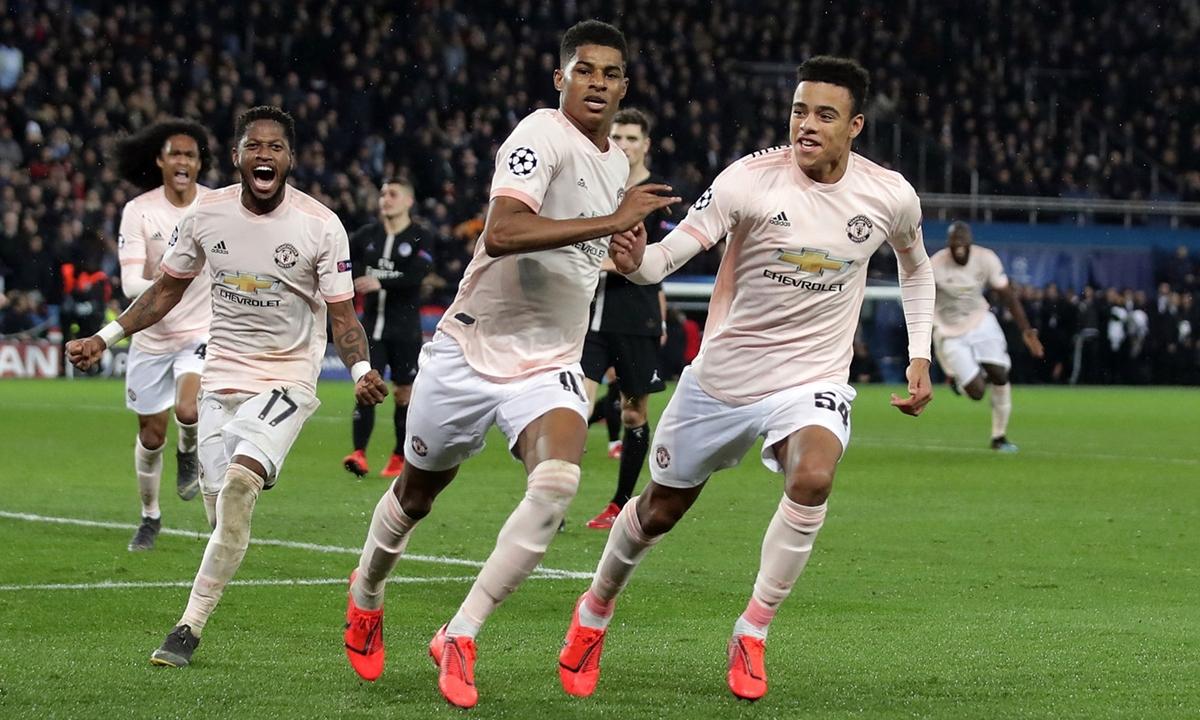 PSG - Man Utd: Khởi động bảng tử thần