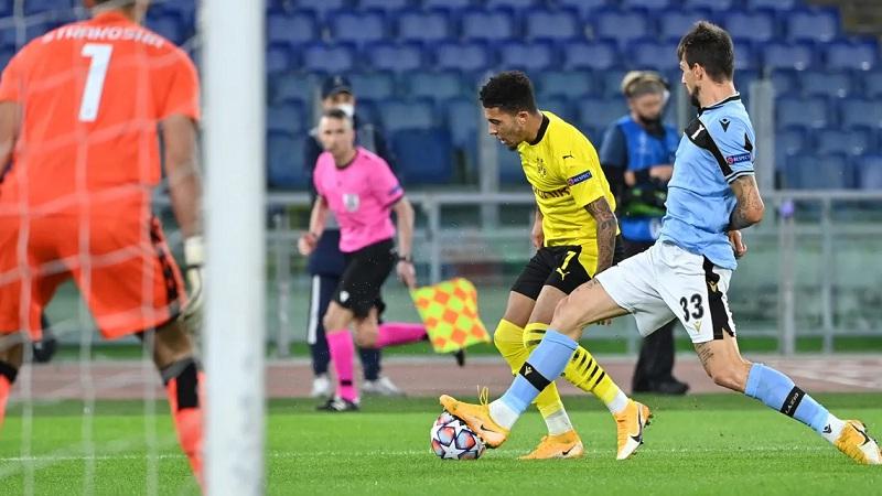 Dortmund đã thua 10 trong 14 trận sân khách gần nhất tại Champions League. Ảnh: AFP.