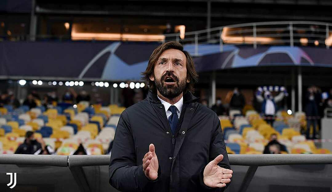 Pirlo khởi đầu thuận lợi tại Champions League. Ảnh: Juventus.