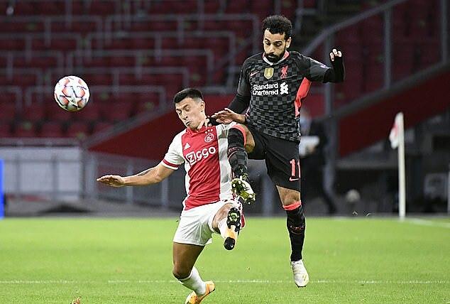 Liverpool có khởi đầu thuận lợi tại Champions League. Ảnh: Reuters.
