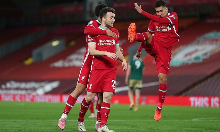 Sân Anfield từng là nơi Liverpool đá bay nhiều đối thủ tại Champions League. Ảnh: Reuters.