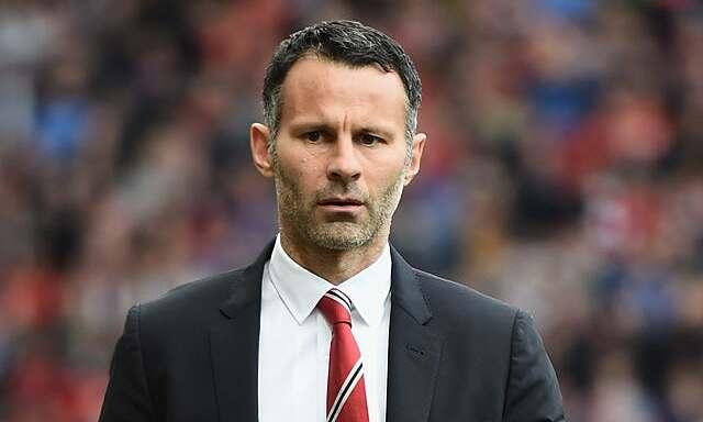 Giggs từng dẫn dắt Man Utd bốn trận, thắng hai, hòa một, thua một. Ảnh: Reuters