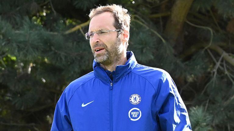 Cech ซึ่งเล่นให้กับเชลซีตั้งแต่ปี 2004 ถึงปี 2015 จะมีสองบทบาทในฤดูกาลนี้  ภาพ: ท้องฟ้า