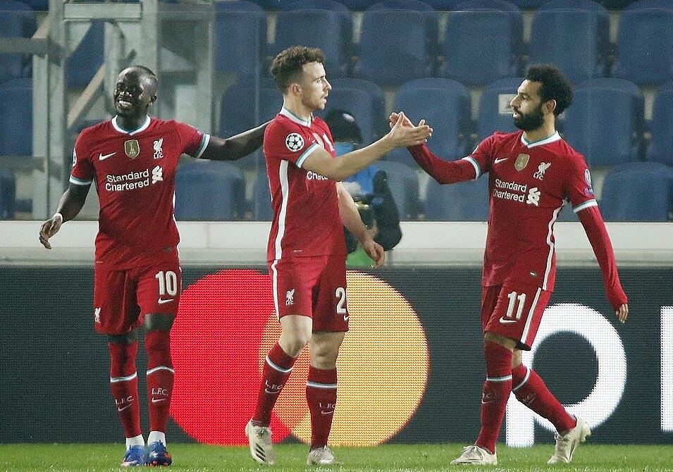 Jota liên tục tỏa sáng trong thời điểm Liverpool gặp khó khăn về nhân sự. Ảnh: Reuters.