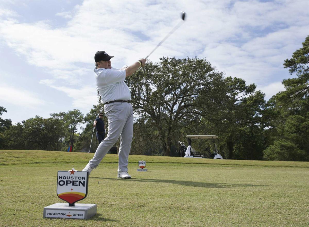Memorial Park đủ tiêu chuẩn tổ chức Houston Open sau lần cải tạo năm 2018. Ảnh: Houston Chronicle