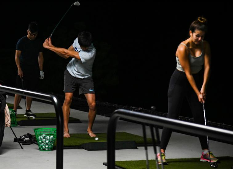 Memorial Park là điểm đến giải trí - tập luyện thể thao của đông đảo người dân Houston. Ảnh: PGA Tour