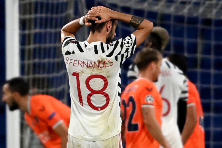 Man Utd thắng hai trận đầu, nhưng thua đội được xem là yếu nhất bảng. Ảnh: Reuters.