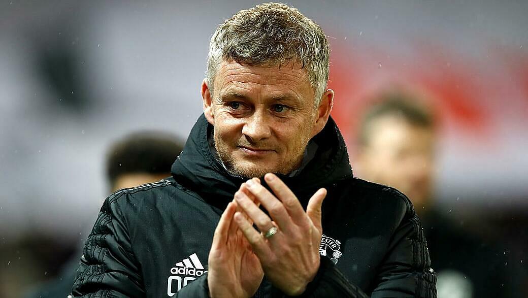 Solskjaer tiếp tục giúp Man Utd chơi tốt trên sân khách Ngoại hạng Anh. Ảnh: Independent.