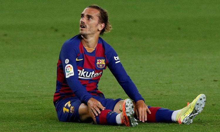 Cựu tuyển thủ Pháp kêu gọi Griezmann rời Barca