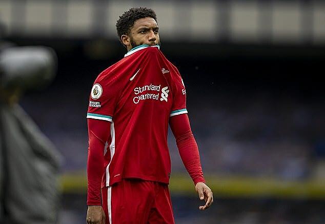 Gomez là bệnh binh mới nhất của Liverpool mùa này. Ảnh: REX.