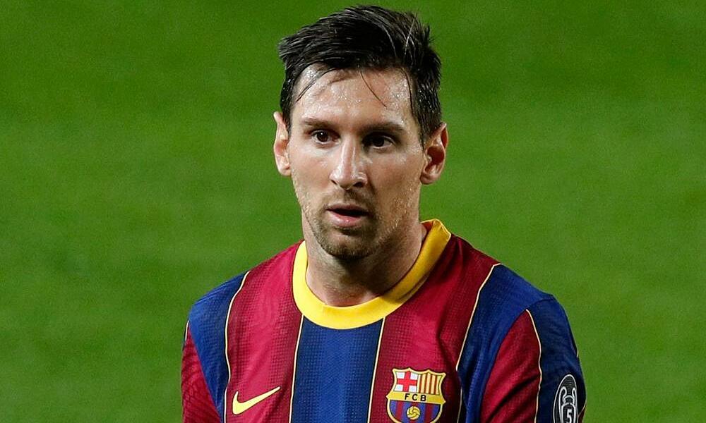 Messi ghi dấu giày vào năm bàn trong ba trận ở Champions League mùa này, và được Whoscored đánh giá cao nhất với trung bình 9,14 điểm mỗi trận. Ảnh: Reuters