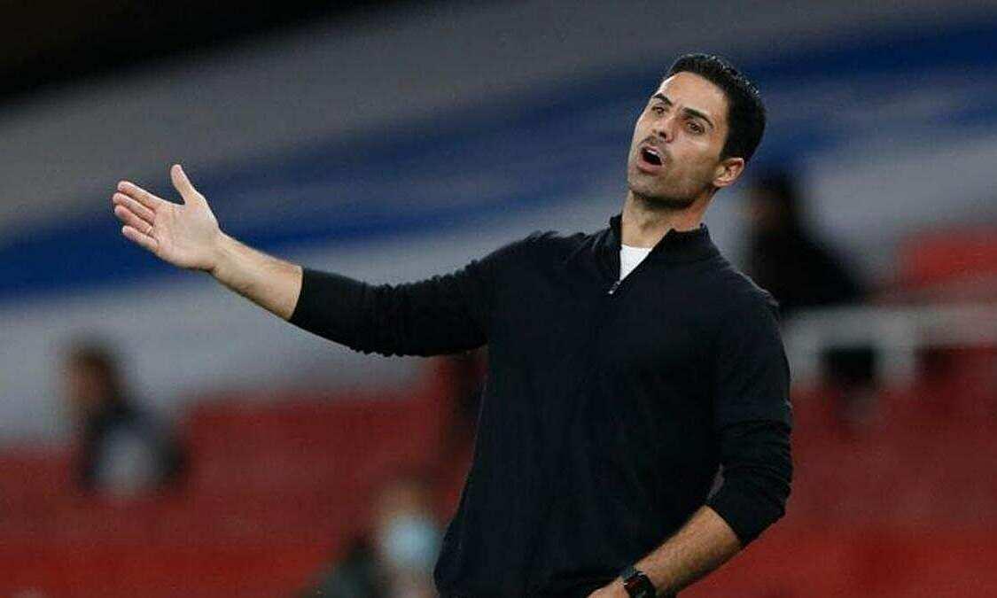 Arteta lạc quan về tương lai nhưng cho rằng Arsenal cần nỗ lực trong thời gian dài nếu muốn đạt được sự ổn định. Ảnh: Reuters.