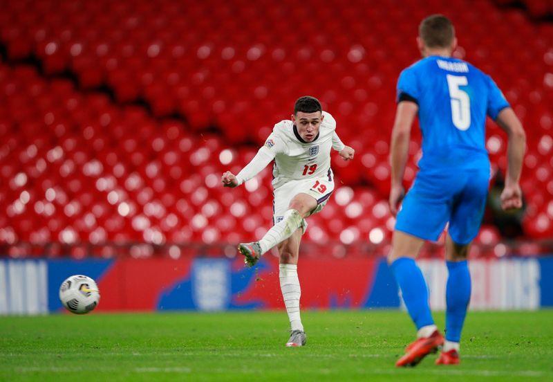 โฟเดนตั้งชัยชนะให้อังกฤษ