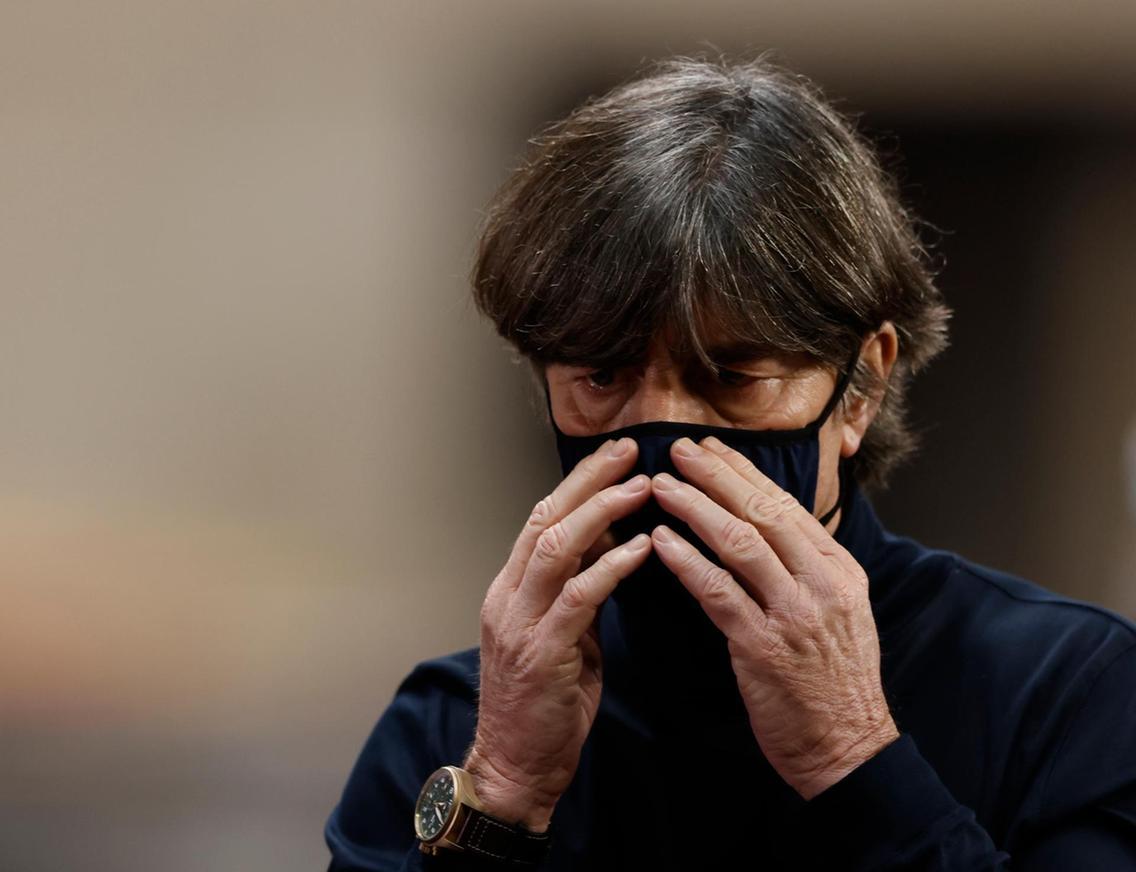 Low đã dẫn dắt tuyển Đức liên tục 14 năm. Ảnh: Reuters.