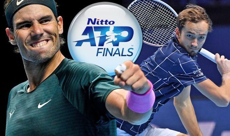 Nadal vượt qua Medvedev trong cả ba lần gặp nhau. Ảnh: Express.