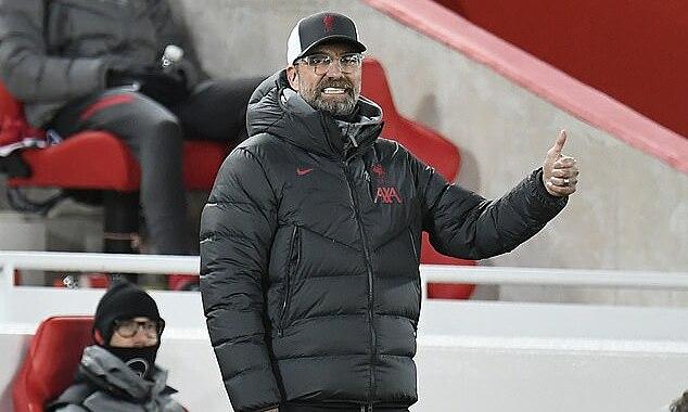 Klopp tỏ ra lạc quan trước trận, và ông tiếp tục giúp Liverpool toàn thắng tại Anfield mùa này. Ảnh: AP