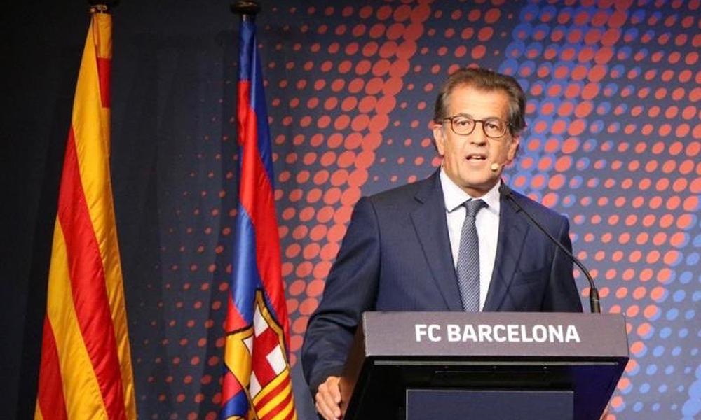 Tony Freixa เกิดในปี 1968 ถือเป็นผู้สมัครที่แข็งแกร่งในการแข่งขันชิงตำแหน่งประธานาธิบดี Barca  ภาพ: FCB.cat