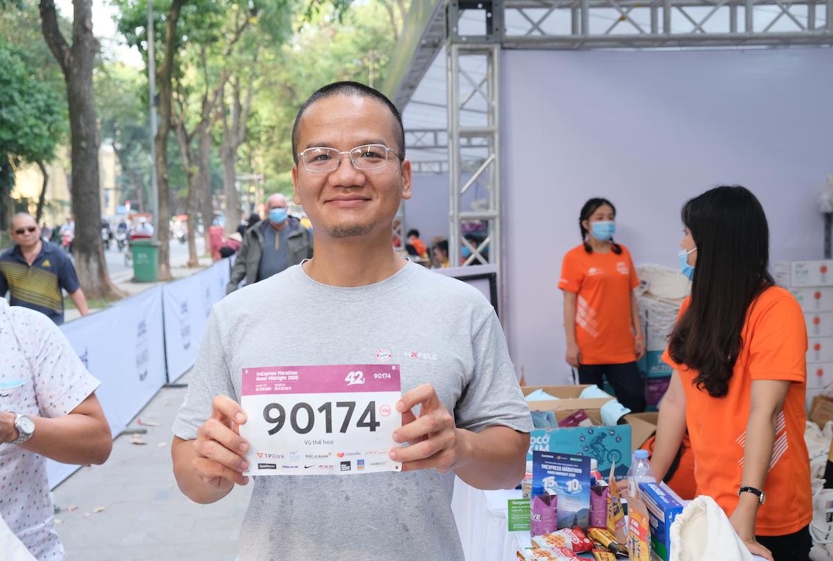 Mr. Vu The Hoang.