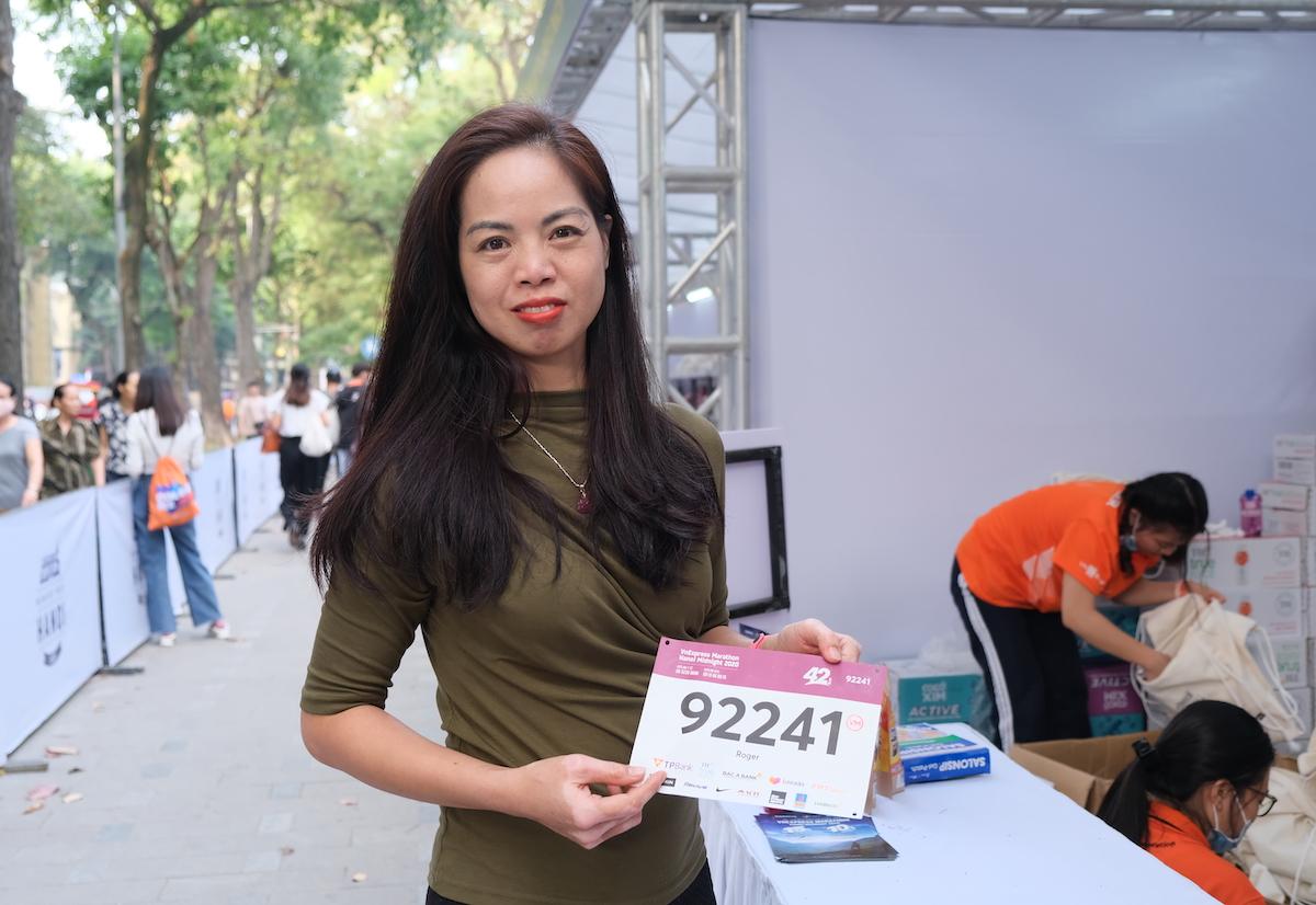 Ms. Nguyen Thi Lien.