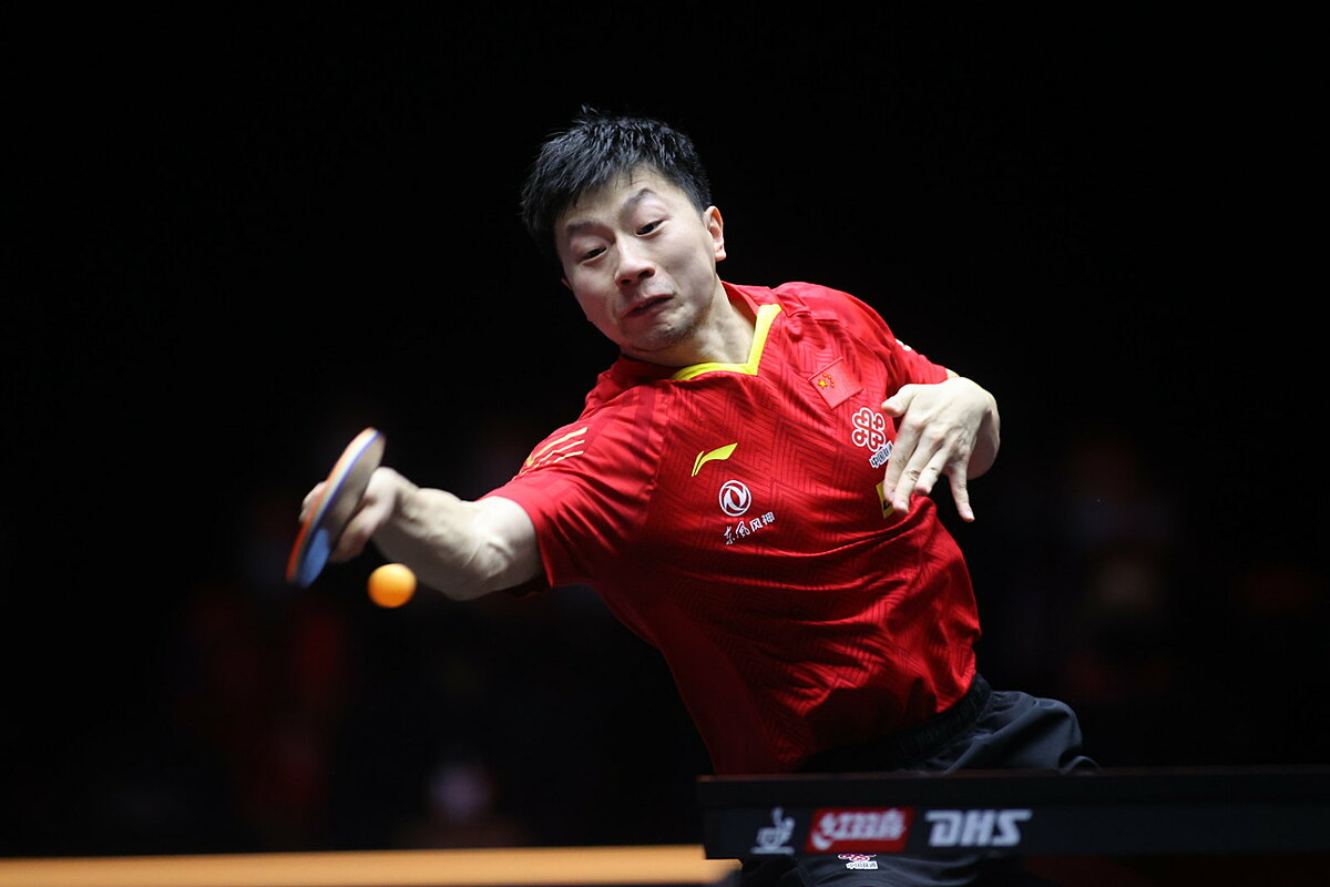 Ma Long continues his impressive performance, after winning the ITTF Finals last weekend.  Photo: ITTF.
