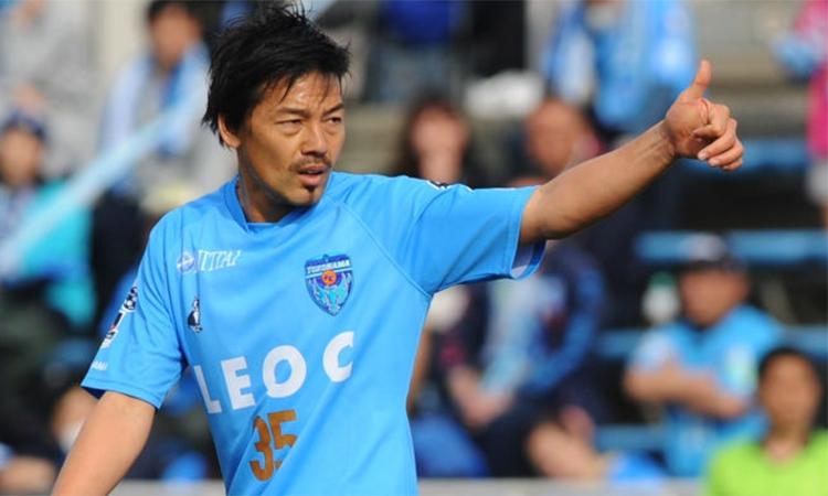 Daisuke Matsui khoác áo Yokohama từ năm 2018.