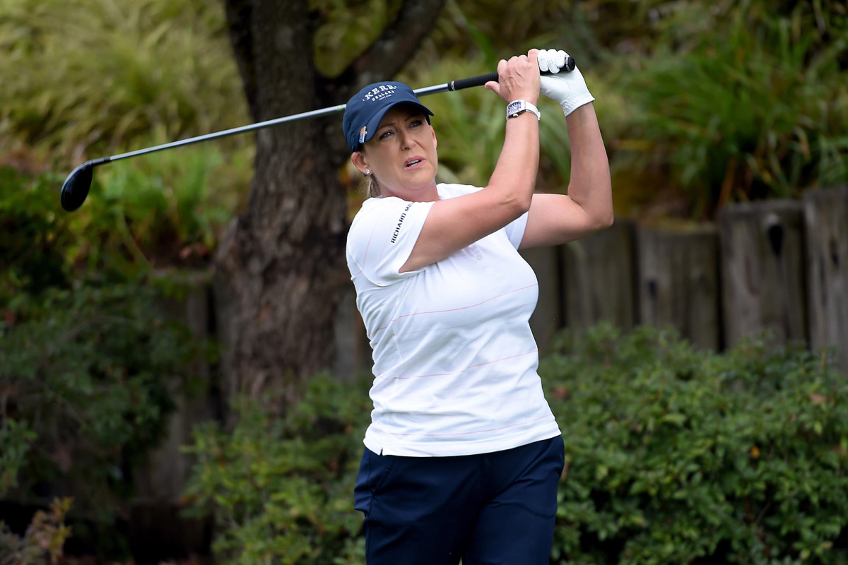 Kerr is one of the most seasoned golfers on the current LPGA Tour.