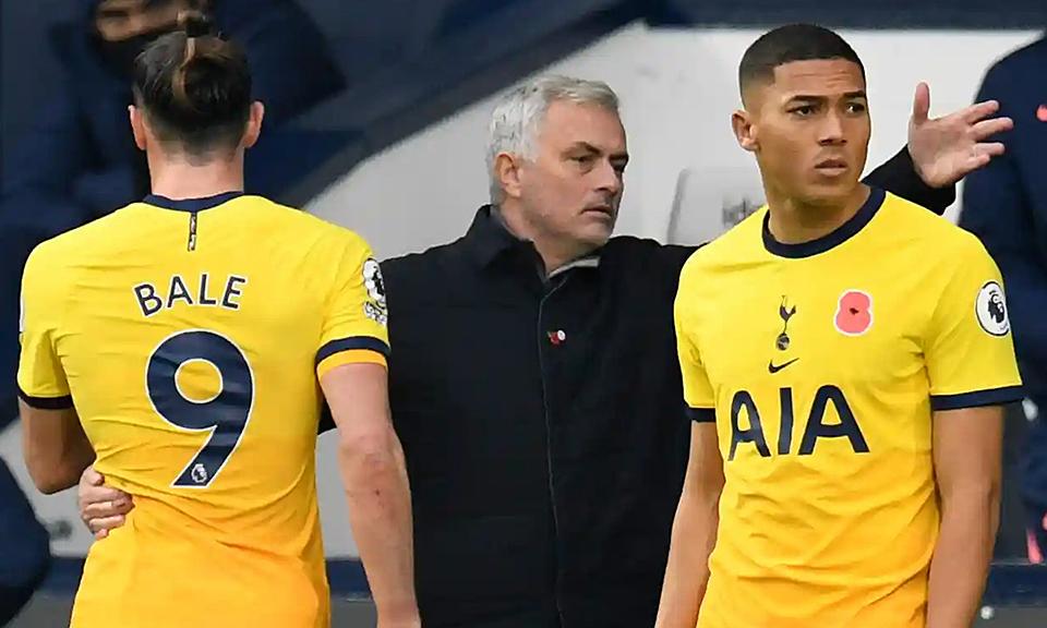Mourinho tin rằng Tottenham chịu thiệt thòi lớn bậc nhất Ngoại hạng Anh xét tới lịch đấu. Ảnh: Reuters