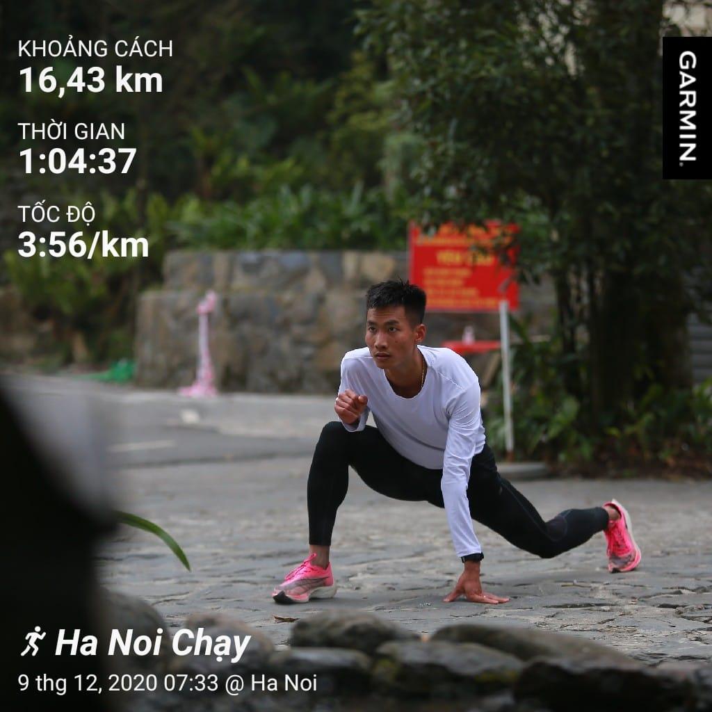 Trinh Quoc Luong: Runner needs determination, winning himself - 2