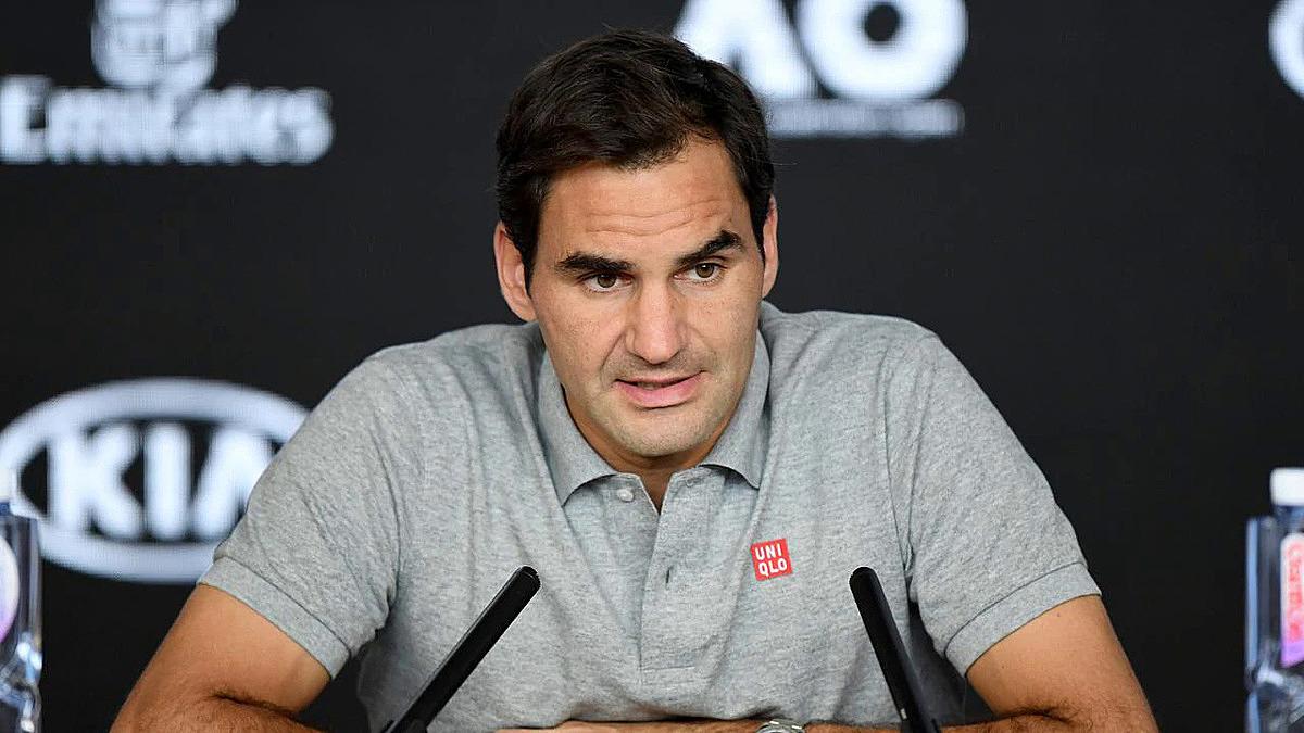 Federer chưa chắc dự Australia Mở rộng 2021 vì chấn thương đầu gối. Ảnh: The Australian.
