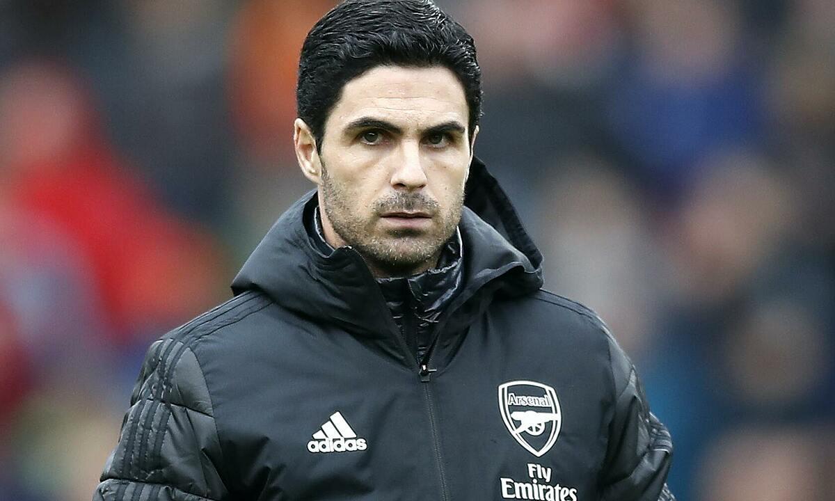 Arteta tự nhận trách trách nhiệm cao nhất khi Arsenal khủng hoảng. Ảnh: PA