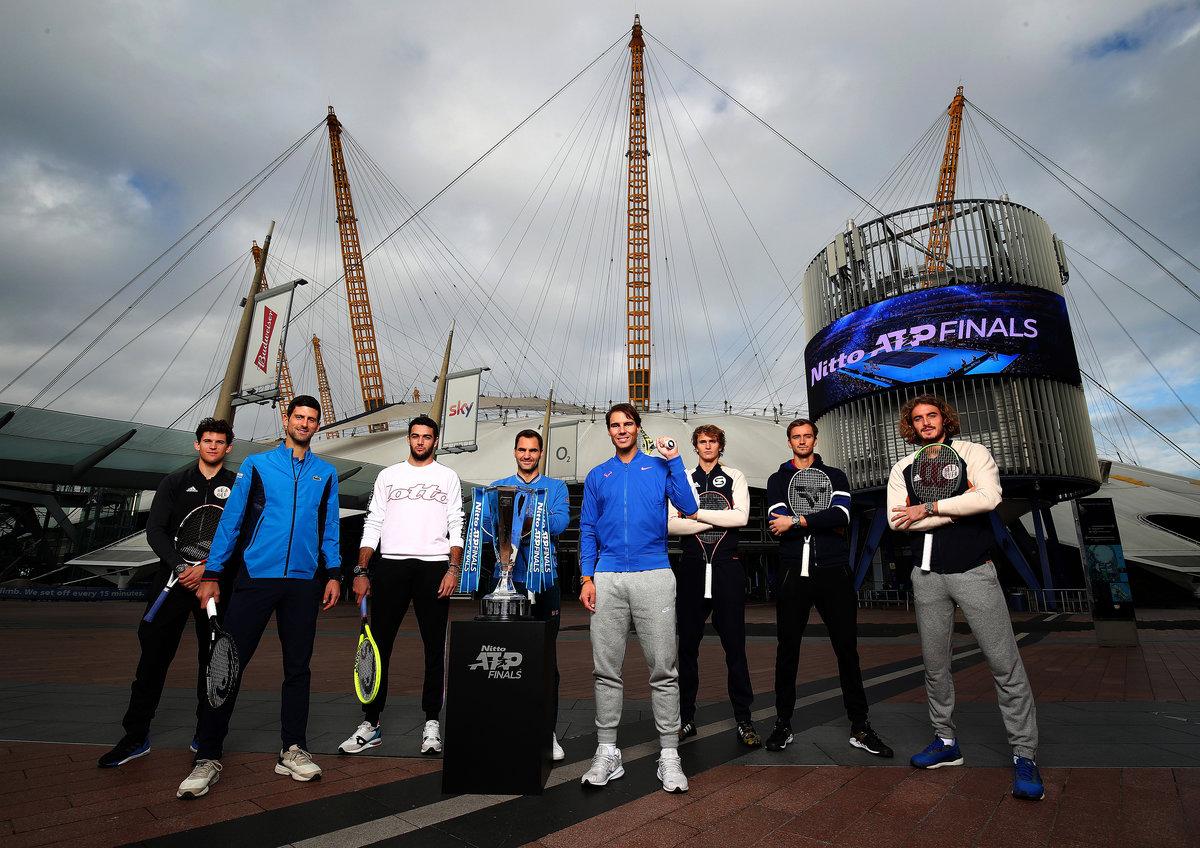 Các tay vợt sẽ có năm giải đấu để khởi động trước Australia Mở rộng 2021. Ảnh: ATP.