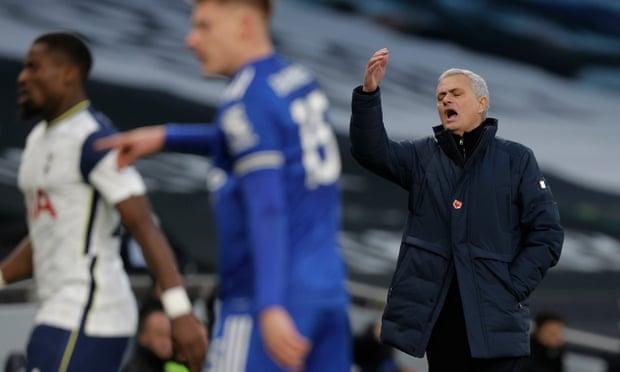 Mourinho: 'Tottenham nên hạnh phúc khi đứng thứ sáu' - VnExpress Thể thao