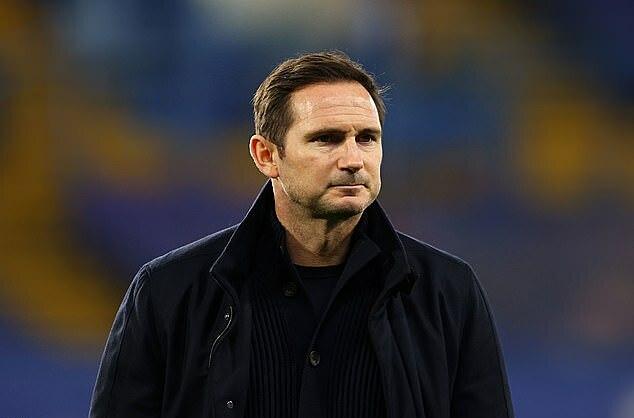 Lampard đang chịu áp lực sa thải vì chuỗi trận không tốt trong tháng 12. Ảnh: PA.