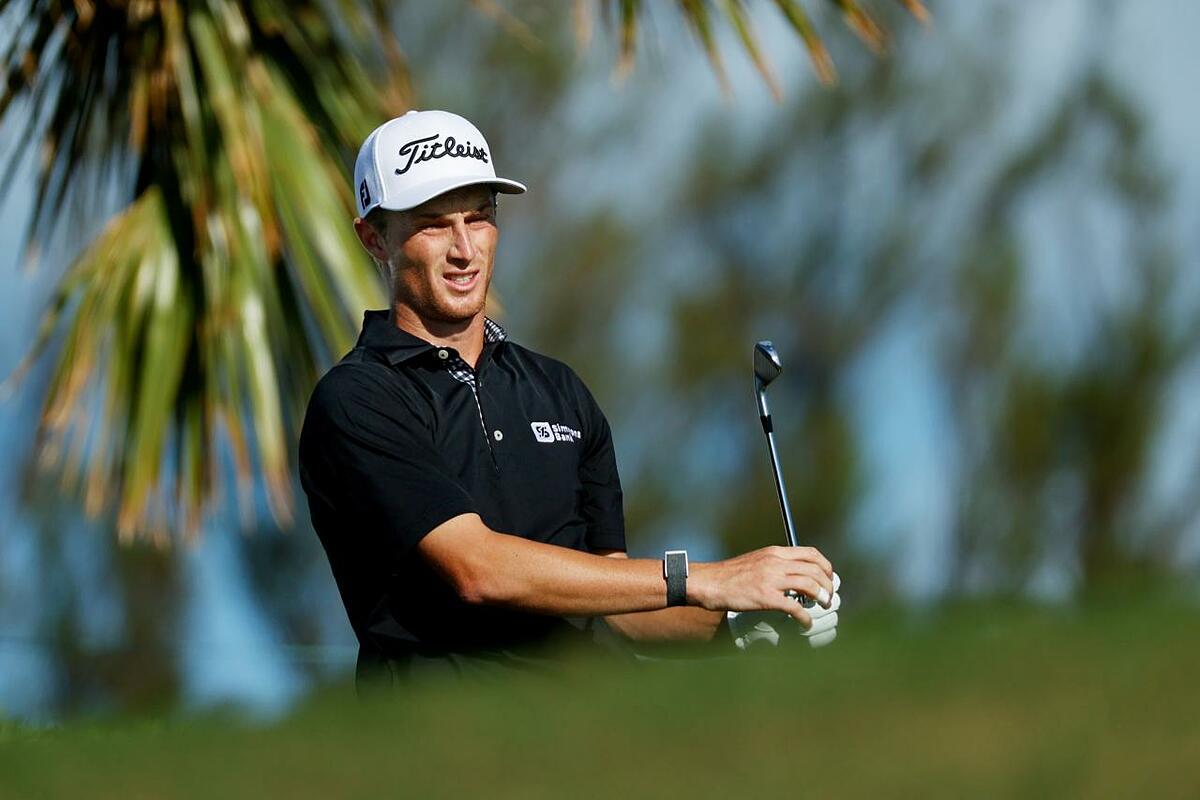 Zalatoris hampir memenangkan keanggotaan resmi PGA Tour, menyusul promosi spektakuler di tahun 2020. Foto: Golf Digest