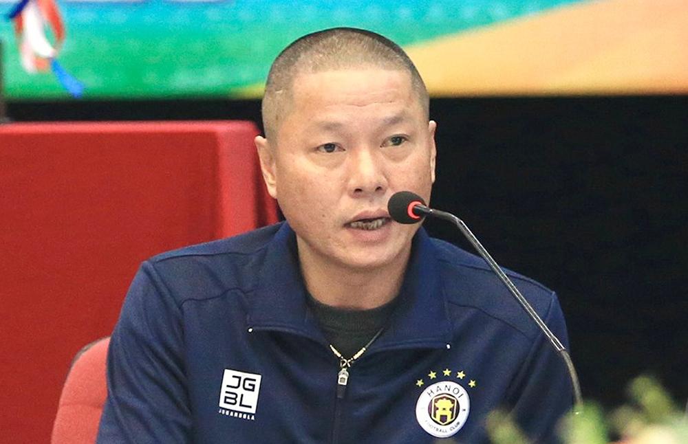 โค้ช Chu Dinh Nghiem ประเมิน HAGL เป็นคู่แข่งในการแข่งขันชิงแชมป์หลังจากมีKíatisuk