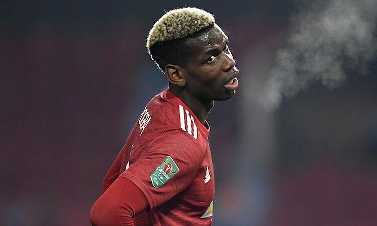Pogba xem trận thua Man City là cơ hội để Man Utd tiến bộ. Ảnh: Sky Sports.