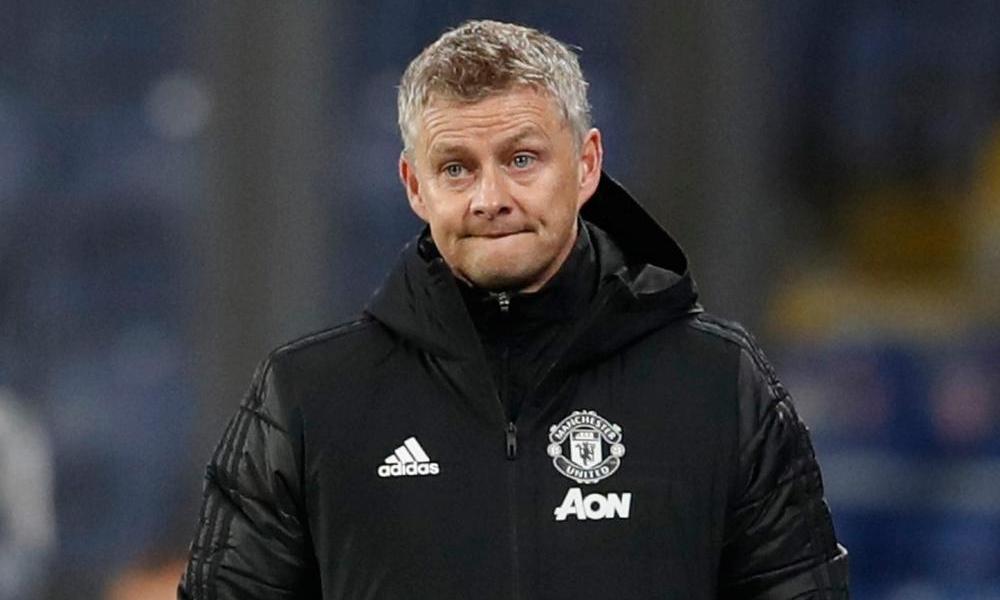 Solskjaer อยู่กับ Man Utd ที่ชนะ 10 หลัง 16 เกมพรีเมียร์ลีกในฤดูกาลนี้  ภาพ: Reuters