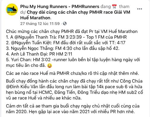 Nhiều người phá kỷ lục cá nhân ở giải chạy VM Huế - 8