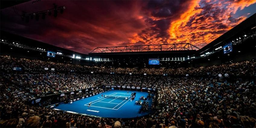 Australia Mở rộng 2021 khởi tranh ngày 8/2. Ảnh: AO.