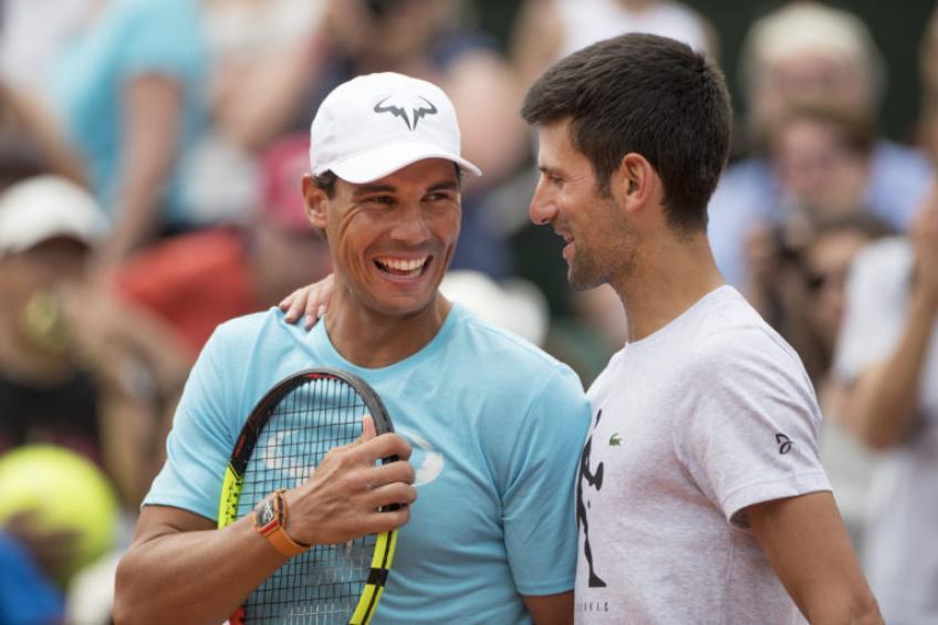 Nadal và Djokovic sẽ đến Australia trong ít ngày tới. Ảnh: ES.