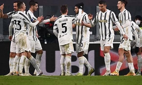 Juventus sẽ gặp Sassuolo hoặc SPAL ở tứ kết. Ảnh: Gazzetta