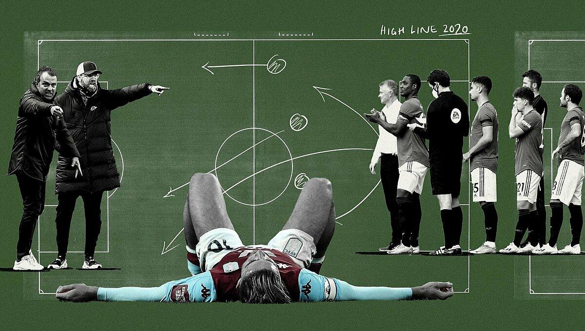 Chiến thuật bóng đá năm 2020 chịu ảnh hưởng lớn từ các biến động do Covid-19. Ảnh: The Athletic