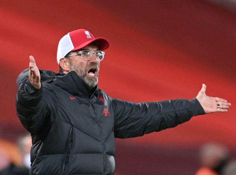 Klopp coi Man Utd là ứng viên thực sự cho cuộc đua vô địch Ngoại hạng Anh mùa này. Ảnh: Reuters.