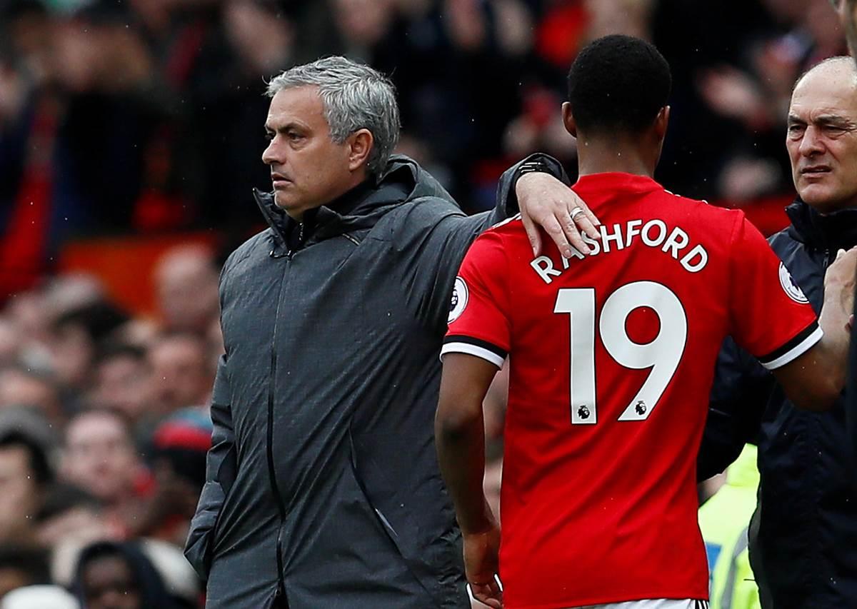 Mourinho memimpin Man Utd dari musim panas 2016 hingga akhir 2018. Foto: Reuters.