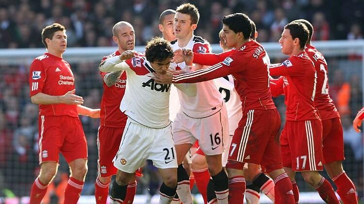 Trận Liverpool -  Man Utd luôn được xe là đỉnh cao nhất của bóng đá Anh.