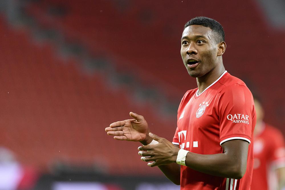 Alaba memberikan kontribusi penting dalam perjalanan Bayern menaklukkan hit tahunan di tahun 2020.  Foto: Reuters.