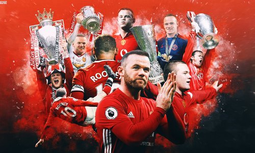 Sự nghiệp oanh liệt của Rooney