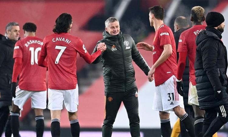 Rooney percaya pada kualitas skuad Man Utd saat ini.  Foto: Reuters.
