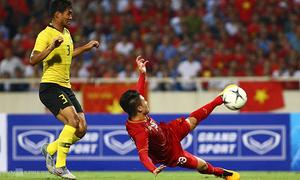 Malaysia muốn dời trận gặp Việt Nam ở vòng loại World Cup